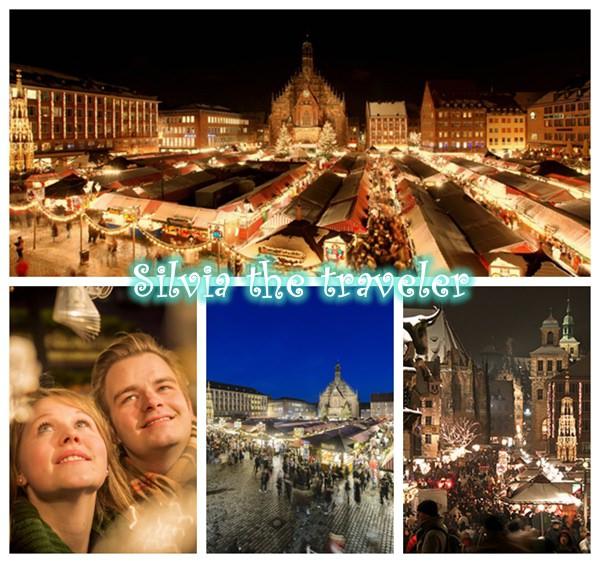 原味聖誕─6個歐洲必遊聖誕市集在這裡!