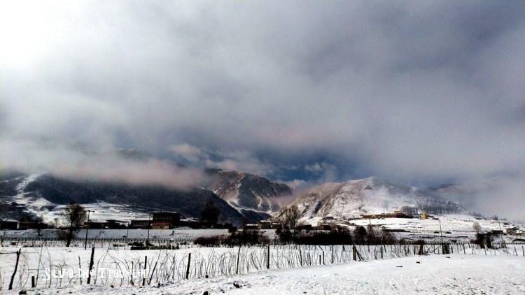 冬天出國怎麼穿?淺談雪地旅行的戶外穿搭術 ─ FUDIS保暖系列 (鵝絨雪衣+發熱衣+發熱雪褲)