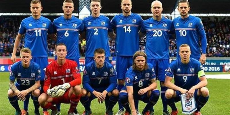 【2018世足賽】超鬧進球慶祝方式─冰島花絮篇