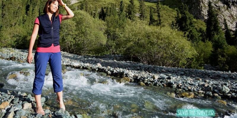 SUSTAIN Sport發熱背心 發熱圍巾│主動式的超強保暖 冬季旅遊必備!