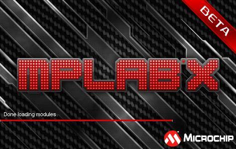 MPLAB X Microchip 單晶片圖形介面開發環境。