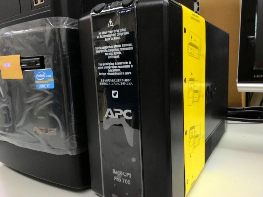 APC Back-UPS Pro
