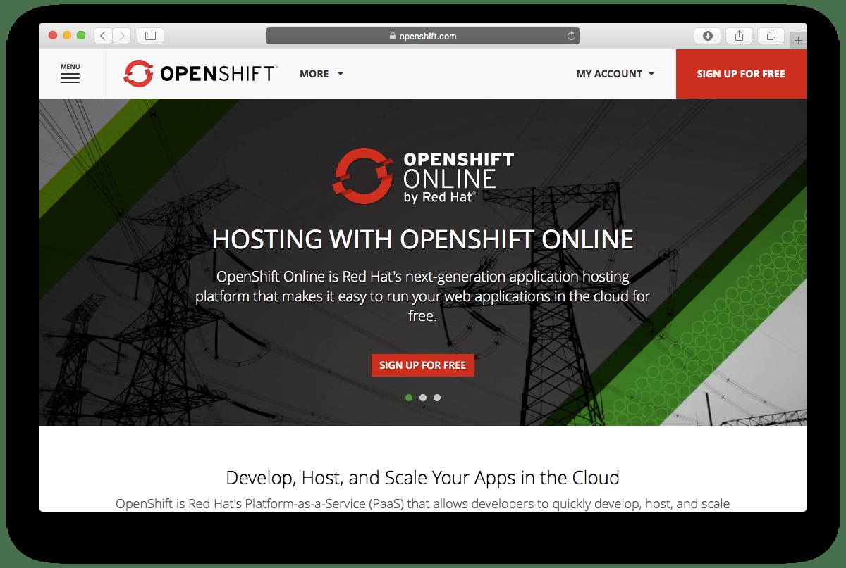 如何部屬 Nodejs 程式到 Openshift 上?