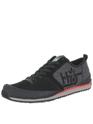 Habitat Basin Shoes  Black Frost Protection