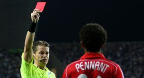 Pennant sees red in Porto