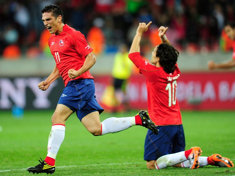 Chile v Switzerland