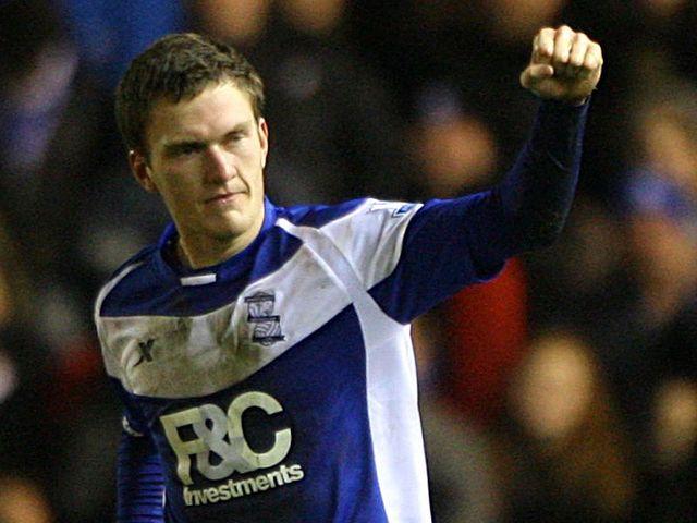Craig Gardner Birmingham City Premier League