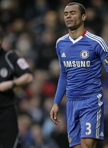 ashley cole is chelsea's biggest asshole... and that's saying a lot