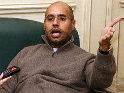 Saif Qaddafi. Click image to expand.