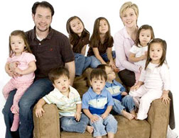 Jon and Kate Plus 8.