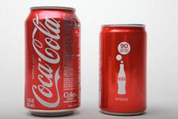 Coca-Cola mini by Business Wire.