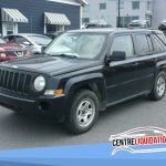 Centre De Liquidation Bd Pre Owned 2008 Jeep Patriot Sport For Sale In Granby