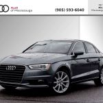 Pre Owned 2016 Audi A3 1 8t Progressiv Fwd 6sp S Tronic In Mississauga A21991
