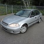 Chagnon Honda In Granby 1999 Honda Civic Lx 20347a In Granby