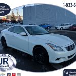 Hyundai Charlevoix Pre Owned 2009 Infiniti G37 Coupe Premium Awd For Sale In Baie Saint Paul
