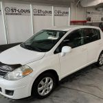 Cowansville Toyota Pre Owned 2010 Nissan Versa Sl For Sale In Cowansville