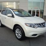 Used 2014 Nissan Murano Sv 3 5l Awd 18995 0 Volvo Trois Rivieres