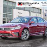 New 2019 Volkswagen Passat Wolfsburg Edition 2 0t 6sp At W Tip For Sale 36412 5 Myers Kanata Volkswagen