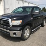 Used 2011 Toyota Tundra 4x4 Single Cab Short Box Trd In Yarmouth Used Inventory Tusket Toyota In Yarmouth Nova Scotia