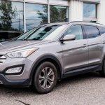 Used 2013 Hyundai Santa Fe Premium Awd Sieges Chauffants In Sept Iles Used Inventory Sept Iles Hyundai In Sept Iles Quebec
