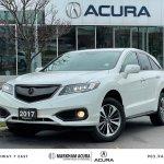 Dilawri Group Of Companies 2017 Acura Rdx Elite At P4800