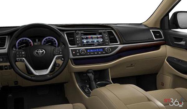 2018 Toyota Highlander LIMITED V6 AWD From 53299