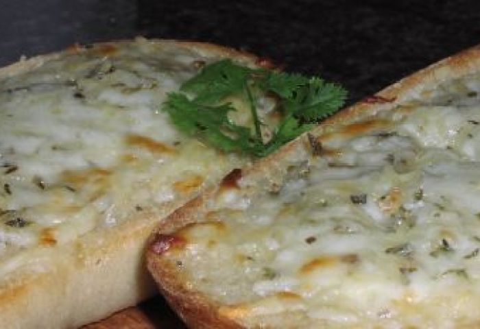 Quick Easy Italian Cheese Bread Recipe Genius Kitchen