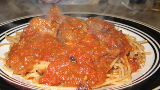 Steak Pizzaiola Recipe Genius Kitchen