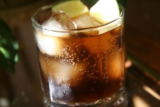 Cuba Libre Better Known As Rum And Coke Recipe Genius