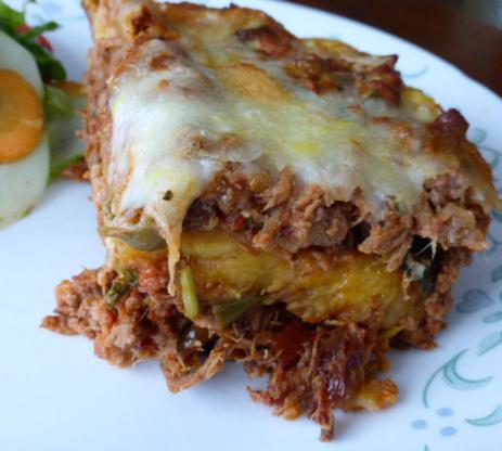 Pastelandoacute N Sweet Plantain Lasagna Recipe Genius