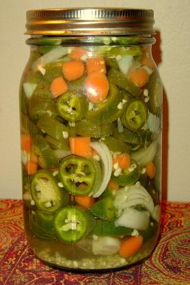 Small Batch Pickled Jalapenos Recipe Genius Kitchen