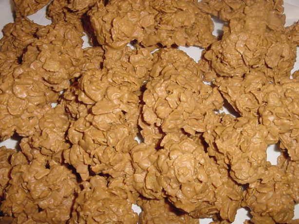 Cornflake Haystacks Recipe