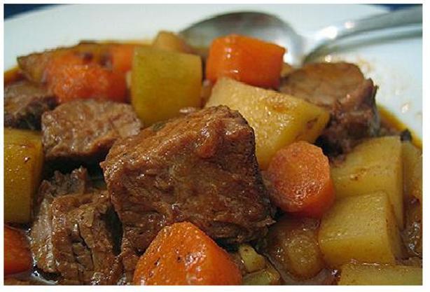 Easy Crock Pot Beef Stew Recipe - Food.com
