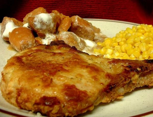 Pork Oven Chop Loin Recipes Baked