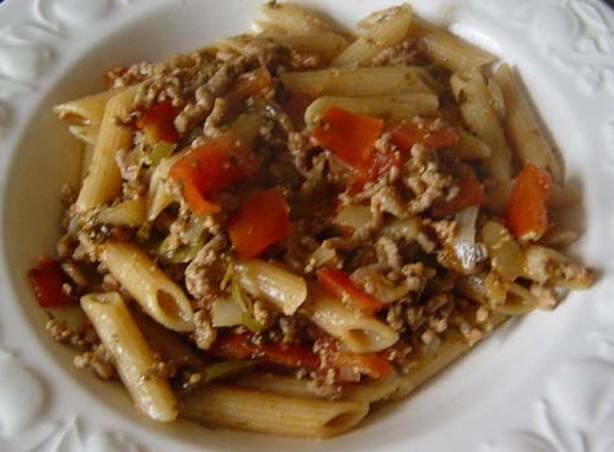 Chili And Macaroni