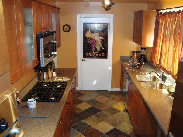 Kitchen Galley Ideas Kitchens