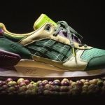 "更新 1月16日発売 24 Kilates x Asics Gel Respector ""Virgin Extra"""