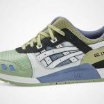 "4月1日海外発売 Asics Tiger Gel-Lyte III & GT-Cool Express""Japanese Garden Pack"""