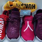 9月発売予定 Pharrell x adidas NMD sample