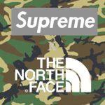 【噂】SUPREME x THE NORTH FACE 11月発売予定で、今年はカモフラか。更にvisvimコラボも?