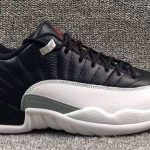 "2月25日発売予定 NIKE Air Jordan 12 Low ""Playoff"""