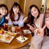 漂浮茶屋裡喝茶酒 | 台北中山站smith&hsu新南京概念店夜晚變身茶酒館(內含菜單)