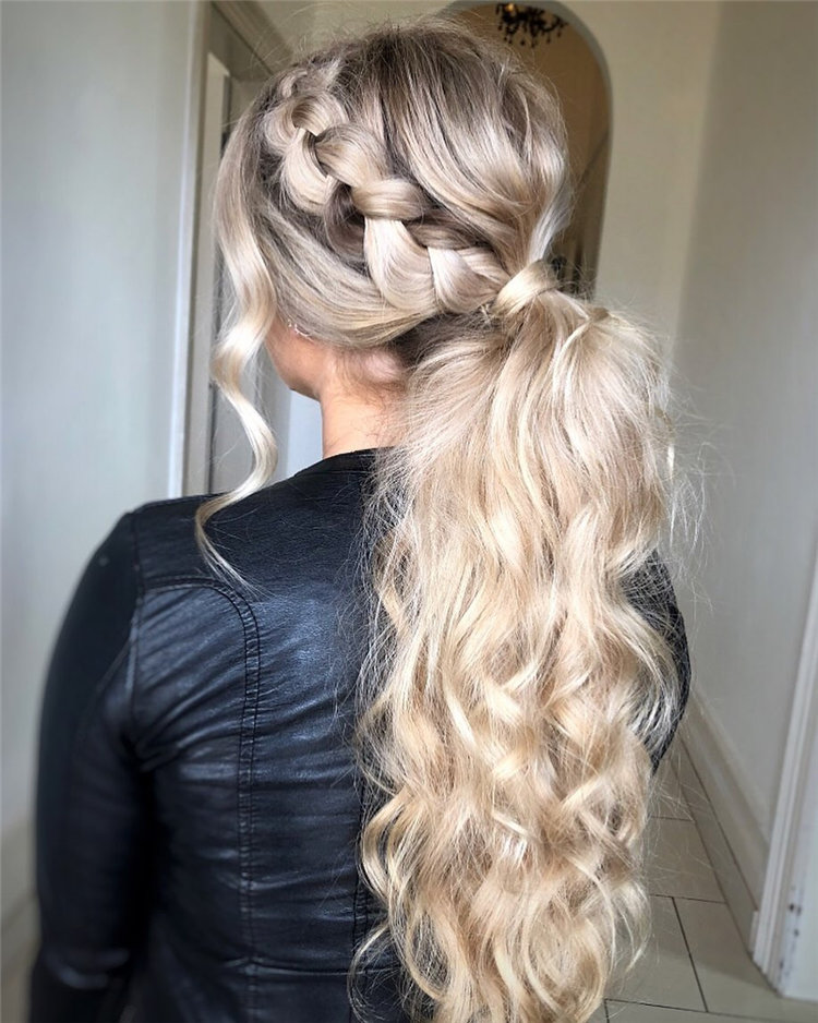 30+ Braided Hairstyles You Need to Try in 2019, Look and choose your new favorite braid hairstyle.