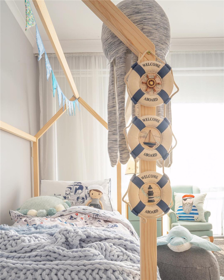 Inspiring and Creative Kids Bedroom Decorating Ideas for Girls & Boys