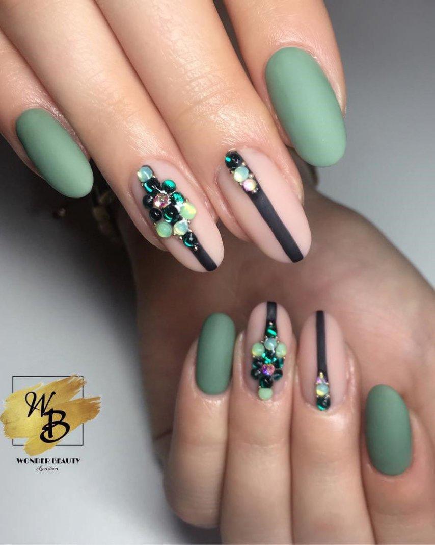Nail Designs Matte