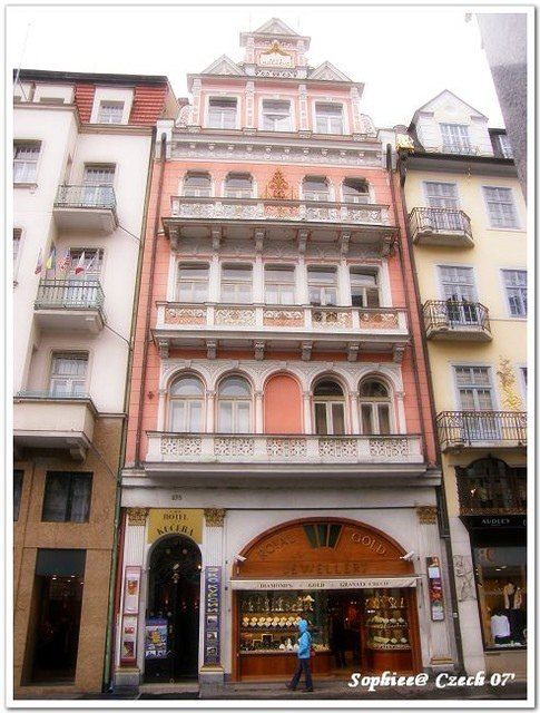 〔Karlovy Vary〕住宿–【Pension Kucera】
