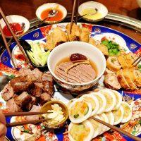 傳統與創新交織的薈萃盛宴,細嚐台菜百味【山海樓】