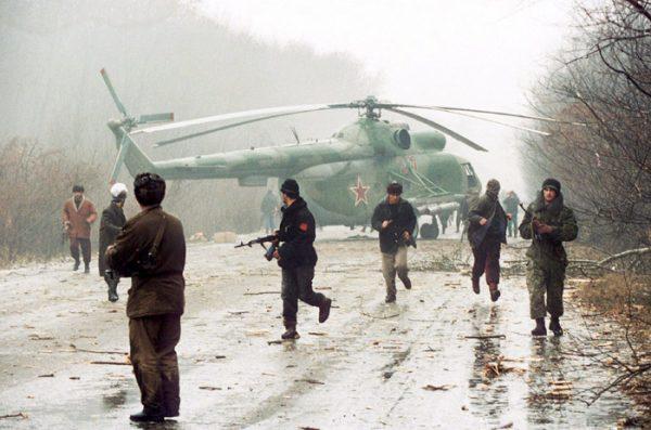 第一次車臣戰爭 (維基百科)