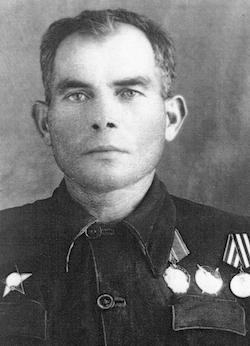 伊德里索夫 蘇聯英雄 王牌狙擊手 (維基百科)