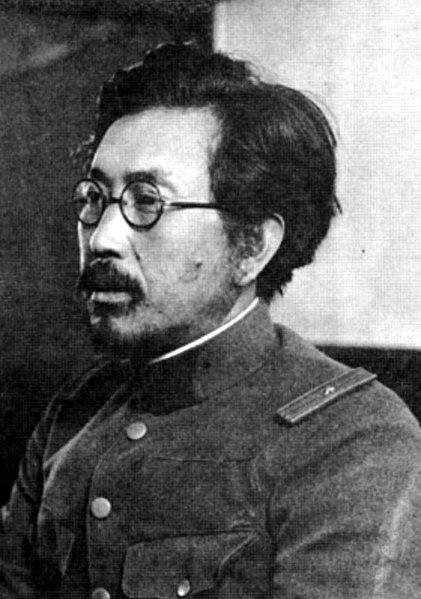 石井四郎 (Wikimedia Commons)